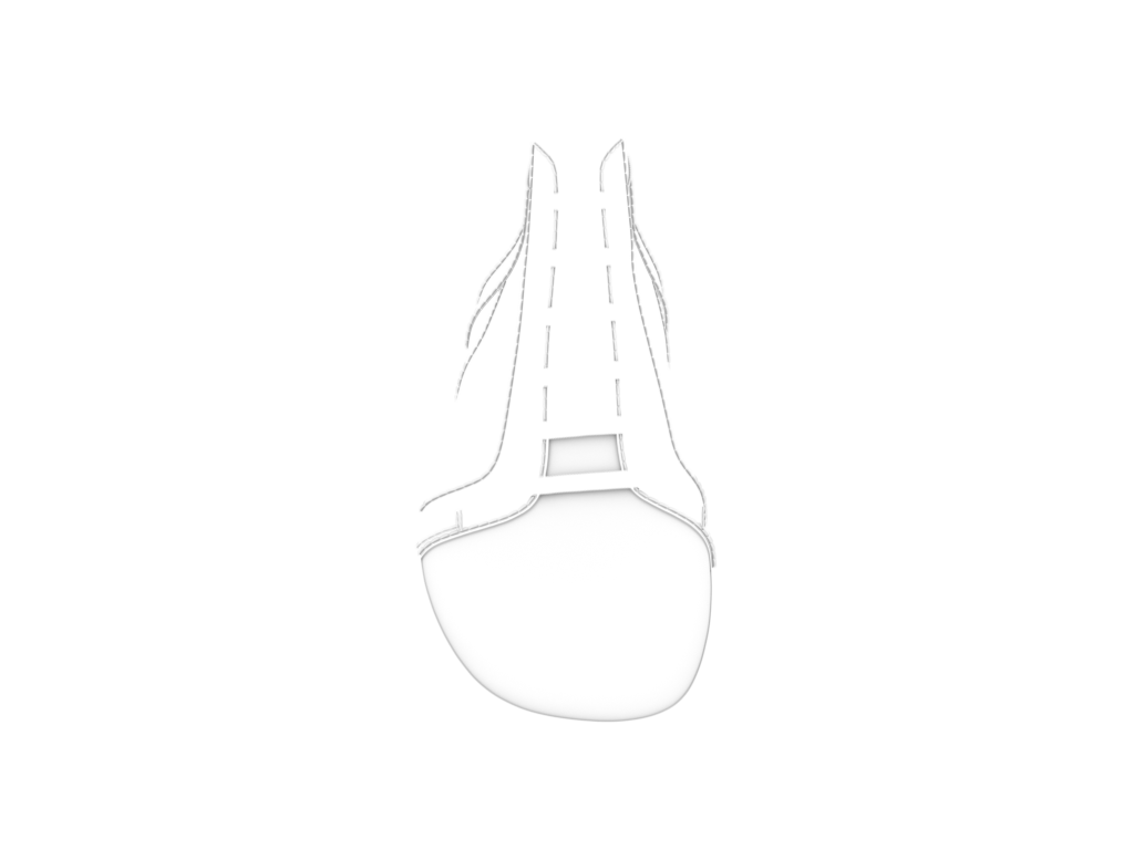 X1803 Navy Silky Stretch
