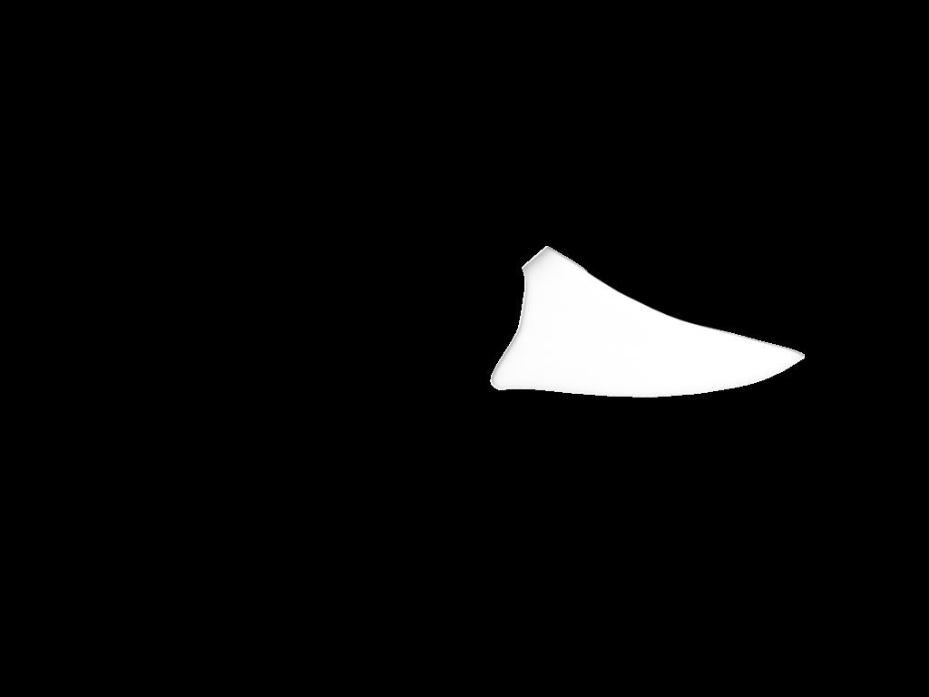 X872 Black Stretch Suede