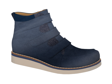 V1430/1 Jeans Aniline Velcro