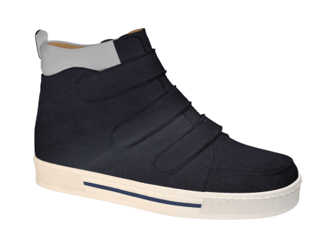 N328/1 Jeans Nubuck Velcro