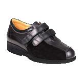 L1602/9 Black Aniline Velcro