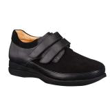L1602/10 Black Aniline Velcro