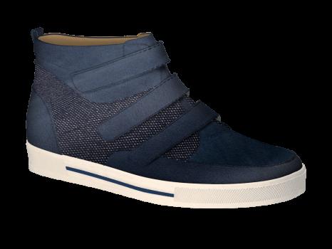 V1430/8 Jeans Aniline Combi Velcro