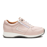 L1825 Pink Leather Combi
