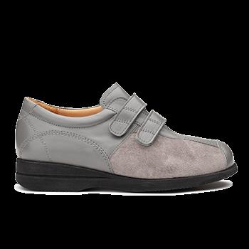 L1617 Grey Leather