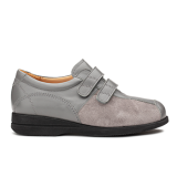 L1617 Grey Leather