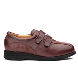 L1605 Burgundy Fantasy Leather Combi