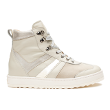 L1680/1 Off-white Fantasy Leather Combi