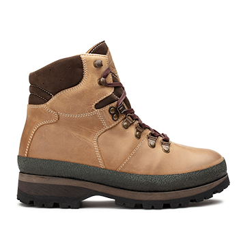 WP590 Khaki Waterproof Wax Leather