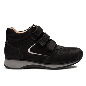 N302/1 Black Nubuck