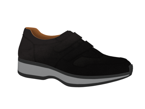 N302/4 Black Nubuck