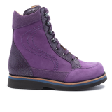 003 purple leather