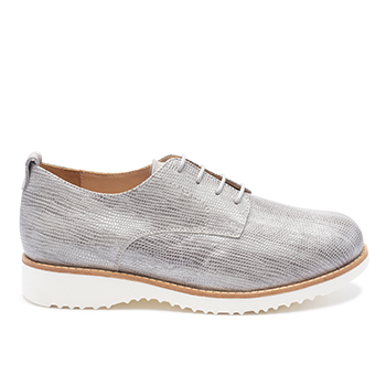 074 Grey fantasy leather