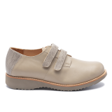 090 Beige leather