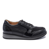 102 Black leather