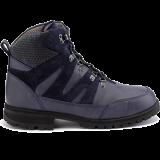WP2001/P1653 waterproof leather navy combi