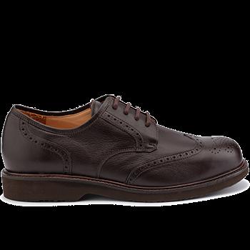 Jack - L1674 leather dark brown