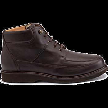 Brave - L1674/L1674 leather dark brown