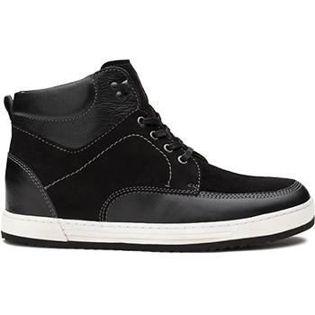 Anton - L1672/X872 leather black combi