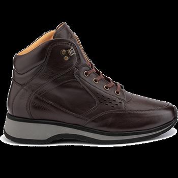 Perry - L1674/X864/L1674 leather dark brown