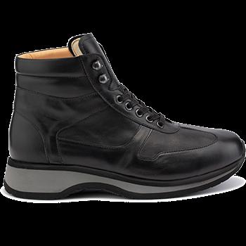 Derrel - L1602/X852 leather black