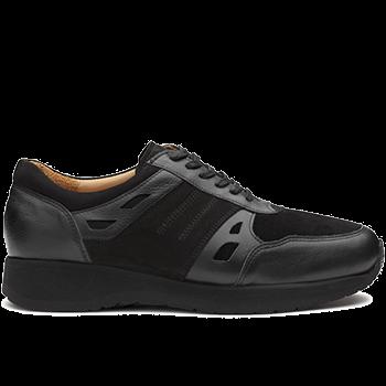 Mason - L1672/X872 leather black combi