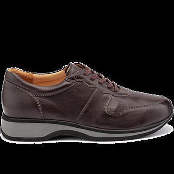 Victor - L1674/X864 leather dark brown