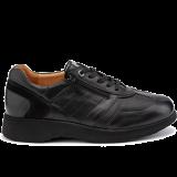 L1602/X852 leather  black combi