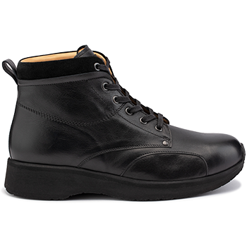 Floris - L1602/X852 leather black combi
