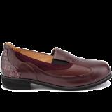 L1605/X1504 fantasy leather bordeaux combi