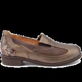 E20422/X1874 fantasy leather brown combi
