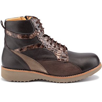 Martha - T1904/X1874 fantasy leather brown combi