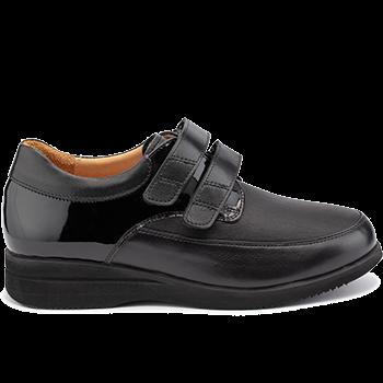 Inspiration - L1602/X852/S602 patent leather black combi