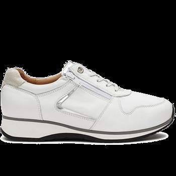 Jenny - L1601/X1851 leather white combi
