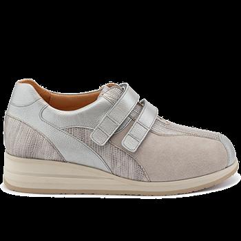 Elisabeth - E20411/X1832 fantasy leather grey combi