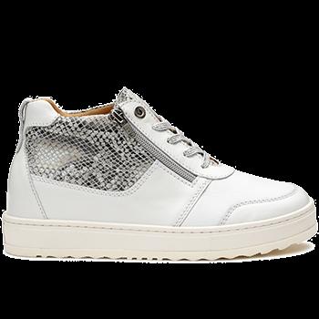 Jacqueline - L1601/X1851 fantasy leather white combi