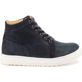 X1803/N1803 fantasy leather navy combi