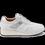 L1601/X1851 leather white combi
