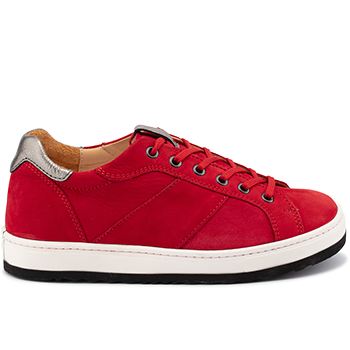 Toulouse - N1627/X2003 nubuck red combi