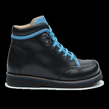 Ashton - R552/TS1976 Waxed Leather Black Combi